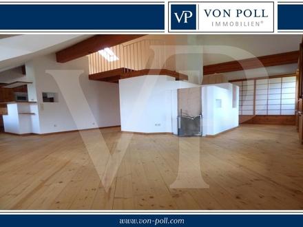 3-Zimmer Galeriewohnung in Alt-Liefering