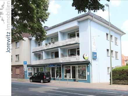 Bielefeld-West: 2-Zimmer-Wohnung mit Balkon direkt am Oetkerpark