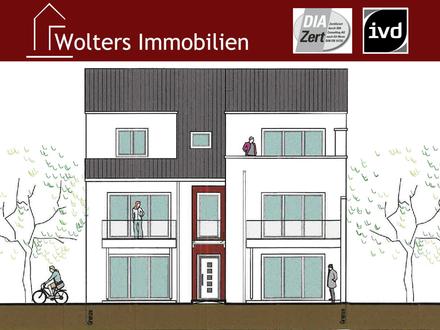 2-Zimmer-Neubauwohnung mit Balkon!