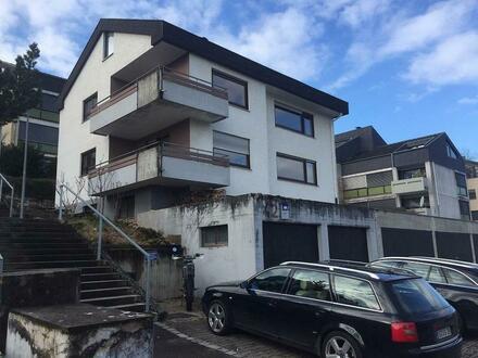 Zweifamilienhaus in toller Höhenlage