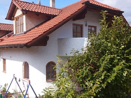 Traumhafte, moderne und hell ausgestattete 3-Zimmer-Wohnung in Grafling