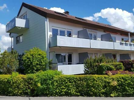 Sonniges Ferienappartement Bodensee