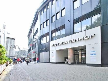 Modernisierte Büroflächen im Bremer-Carree