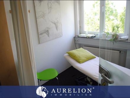 PROVISIONSFREI:Repräsentative Büro-/Praxisfl. 2.OG in einem modernen Geschäftshaus, AB - Schweinheim