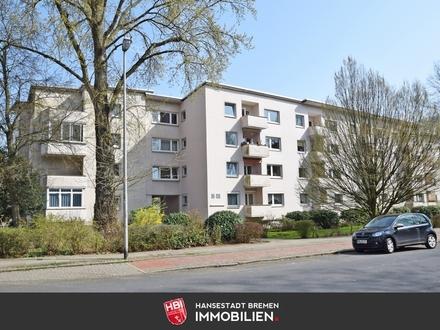 Neustadt / Gepflegte 3-Zimmer-Wohnung mit Süd-West Balkon