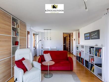 Hochwertig ausgestattete 2-Zimmer-Wohnung mit TG-Stellplatz