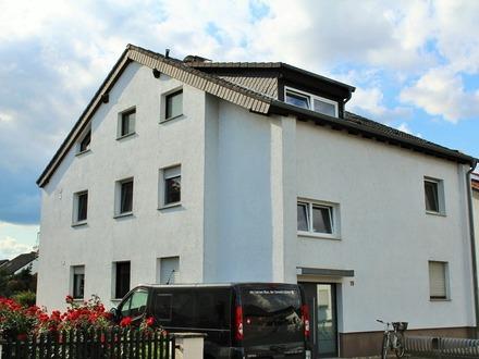 2-Zimmer-Eigentumswohnung mit Gartenanteil und Kfz.-Stellplatz in Ginsheim - top Kapitalanlage!
