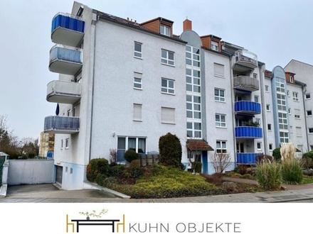 Helle und freundliche 2-Zimmer-Eigentumswohnung für Kapitalanleger.