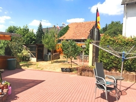 ab € 599,- mtl.* / Keine Käuferprovision! Liebevoll renov. Bauernhaus & Nebengeb. & gemütl. Garten,