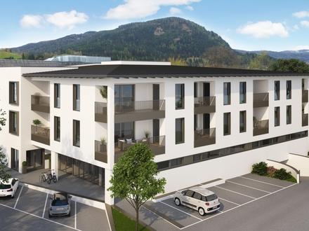 Großzügige Neubau-Geschäftsfläche in zentraler Lage von Tamsweg
