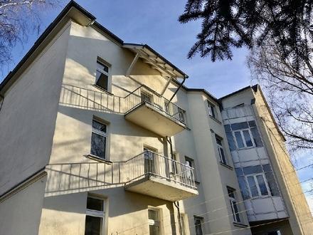 4 Zimmer + Balkon + 2 Bäder mieten in Chemnitz Schönau