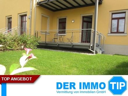 Vollmöblierte 3-Raum-Wohnung mit Balkon in Dresden Klotzsche sucht neue Mieter!