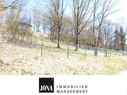 Genießen Sie die Ruhe und Natur: Schönes Baugrundstück in Panoramalage