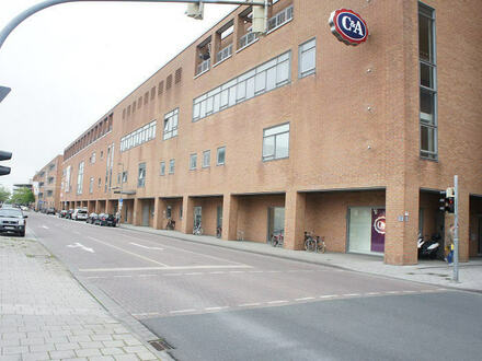 TT Immobilien bietet Ihnen: Moderne Büroflächen in der Innenstadt von Wilhelmshaven!