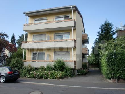 Möbliertes 1-Zimmer-Apartment mit Pantryküche und Balkon!
