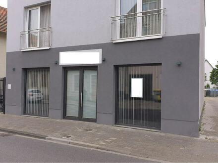 Neuwertige Laden- bzw. Büro- oder Praxisfläche im Zentrum von Käfertal, Nähe REWE