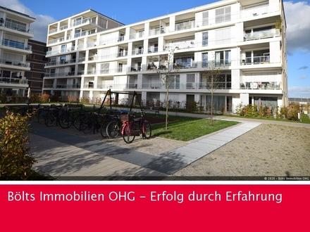 Wohnen am Fluss - Hochwertige Neubau-Wohnung mit tollem Blick auf die Weser