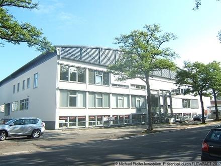 Hochwertiges nichtalltägliches Loftbüro in zentraler Mainzer Lage.