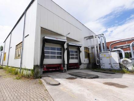 Im Alleinauftrag: Produktionsstandort mit Lager- und Büroflächen in Ahrensburg zu kaufen