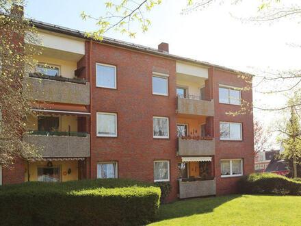 TT bietet an: Sehr schöne Wohnung zur Eigennutzung oder zur Vermietung in Wilhelmshaven-Heppens!