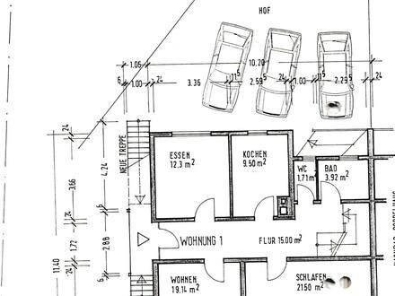 4Z Wohnung mit schöner Aussicht und ruhiger Lage in St. Martin