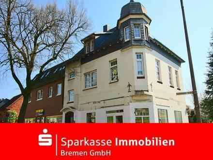 Eine Kapitalanlage mit Entwicklungspotenzial - Vermietetes Mehrfamilienhaus in Bremen-Lüssum