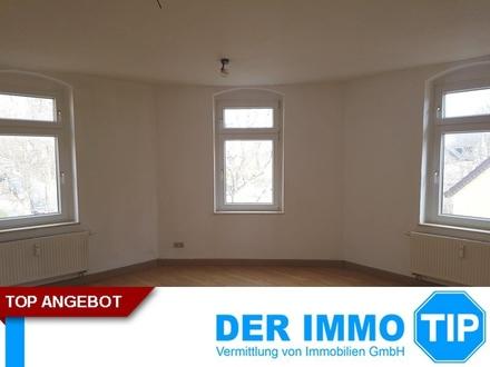 Helle Single-Einraum-Wohnung mit Erker und Tageslichtbad in Chemnitz Siegmar mieten