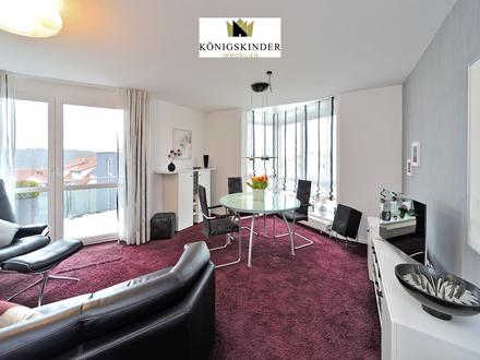 2 Zimmer Wohnung in toller Halbhöhenlage in Grafenau + Stellplatz + EBK