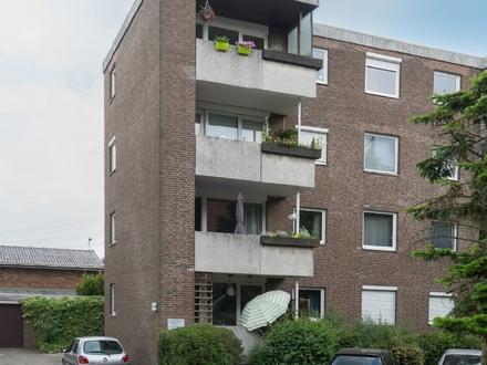 Gepflegte 3-Zimmer-Wohnung mit Balkon