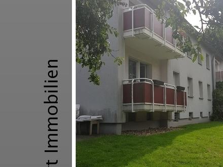 Erdgeschoß Wohnung mit Balkon und Garten in Herten Scherlebeck