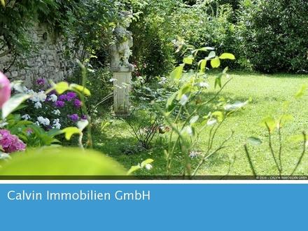 Luxus 2-Zimmer-Komfortwohnung, reizender Eigengarten, in Premiumstadtlage Nonntal!