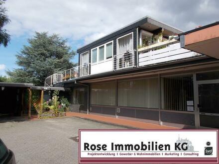 ROSE IMMOBILIEN KG: Wohnen und Arbeiten unter einem Dach! Wohn- und Sondereigentum!