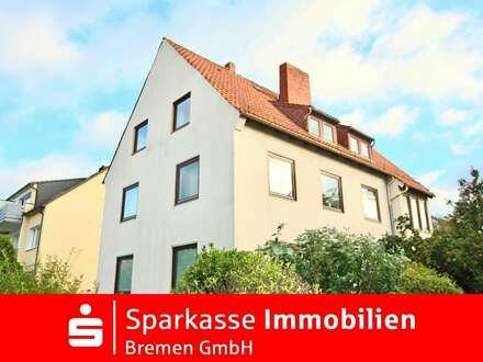 Ideal für Kapitalanleger und Immobilieneinsteiger: Schöne 2-Zimmer-Eigentumswohnung in Aumund