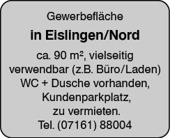 Eislingen/Nord