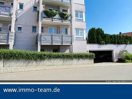 ++lichtdurchflutete - großzügige - 3 Zimmerwohnung mit Balkon, Terrasse und TG-Stellpaltz++