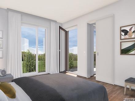 Durchdacht geplante 4-Zimmer-Balkonwohnung in zukunftsorientierter Lage