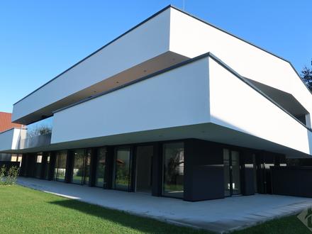 Architektenvilla Nonntal - gemütliche Terrassenwohnung in zentraler Lage!