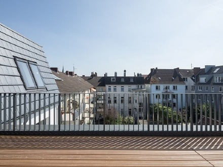 Living on top! - Exklusives Penthouse in zentrumsnaher Lage