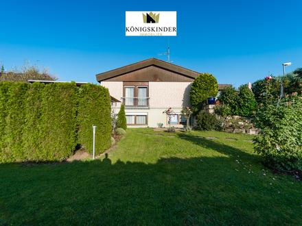 Traumlage- Ebenerdig- Herrliches Grundstück Exquisites Einfamilienhaus m. Einliegerwohnung + Garage