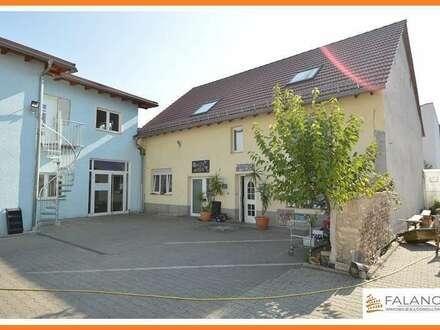 MOMBACH - Top Lage in Ortsmitte - Grundstück samt Gebäuden mit idealen Entwicklungsmöglichkeiten!