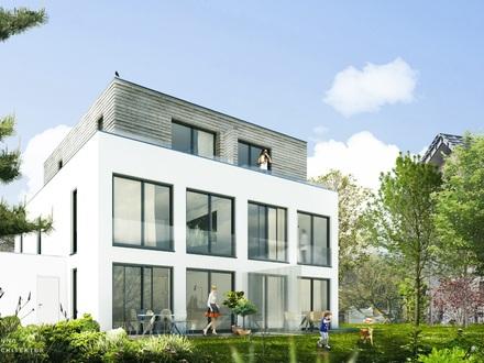 Erstbezug! Moderne Doppelhaushälfte in Mauritz-Mitte!