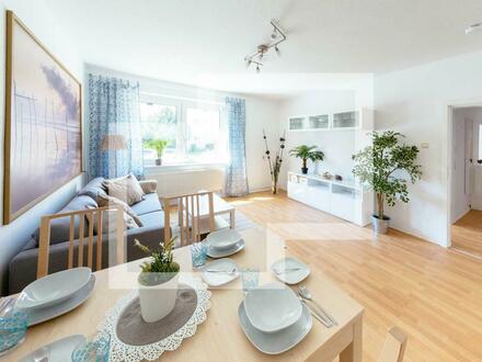 Renovierte 3-Raum-Wohnung