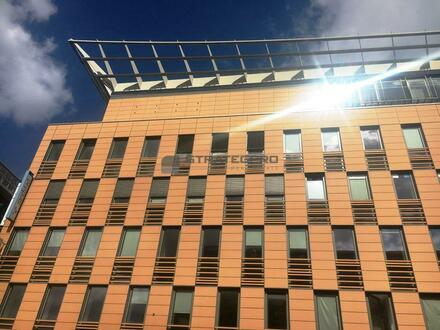 """Moderne Bürostandards - zentral - Blick auf die Fußgängerzone """"Planken"""" inklusive"""
