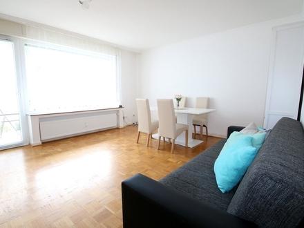 Den Kurpark vor der Haustür - modernisierte 4-Zimmer-Wohnung mitten im Herzen von Bad Oeynhausen!