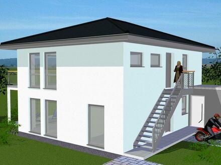 Eigentumswohnung in Zweifamilienhaus