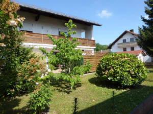Vermietetes Zweifamilienhaus in Garching