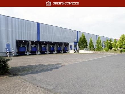 PROVISIONSFREI + + Logistikzentrum an der A61