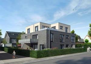 Hochwertige Neubauwohnung mit Garten in MS-Wolbeck WHG 2