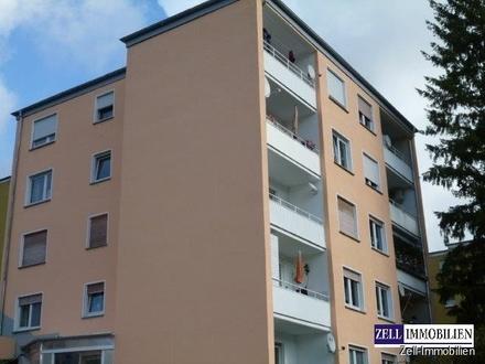 Schöne 3-ZKB-Wohnung mit Südbalkon auf dem Ranselberg