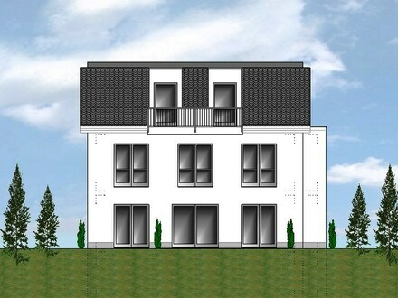 Oberursel: Projektiertes, freistehendes Einfamilienhaus in gesuchter Wohnlage am Naturschutzgebiet!
